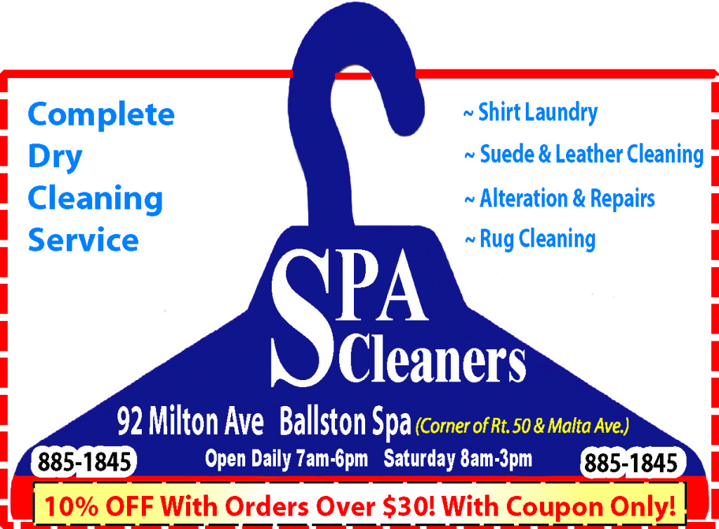 Spa Cleaners in Ballston Spa