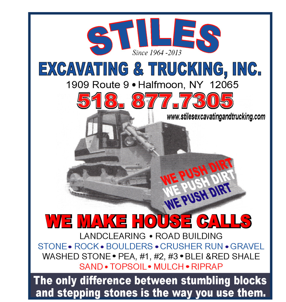 Stiles Excavating & Trucking, Inc - Malt, NY